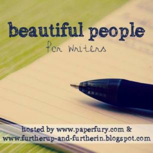 Beautiful People linkup for writers