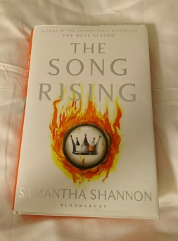 The Song Rising Samantha Shannon Lyndsey's Book Blog
