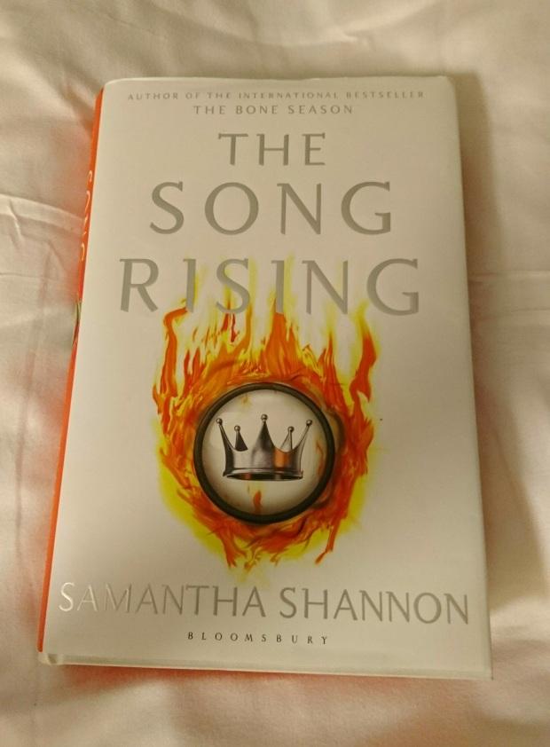 The Song Rising Samantha Shannon