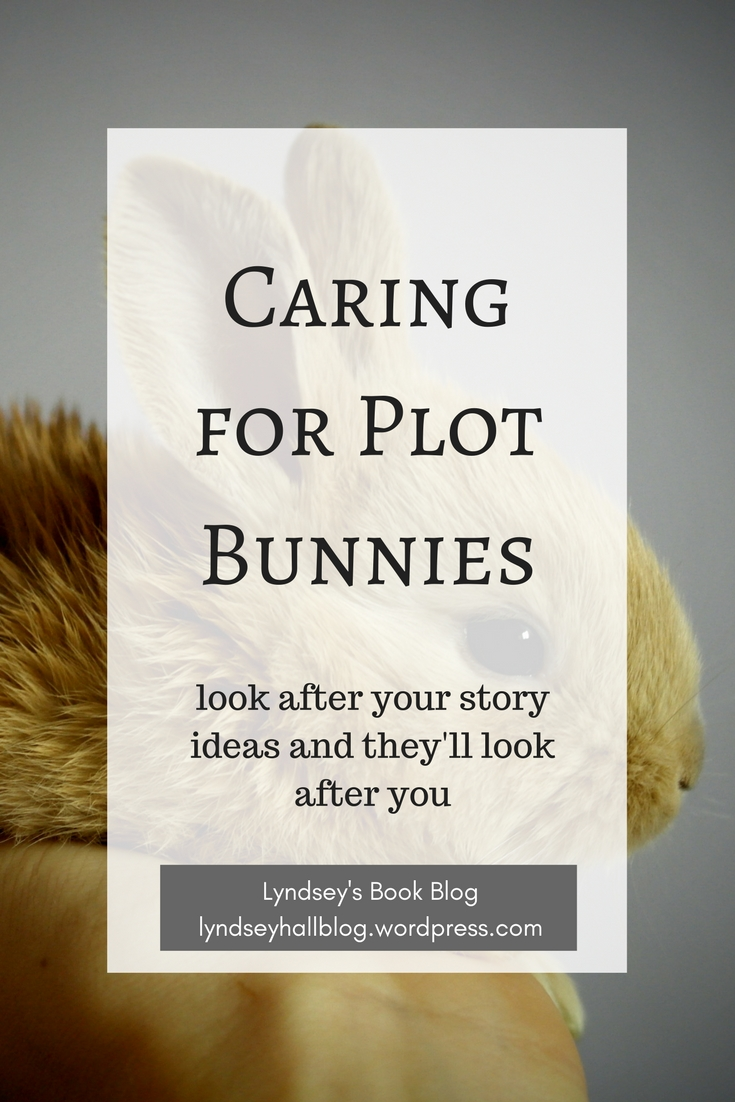 Caring for plot bunnies Lyndsey's Book Blog