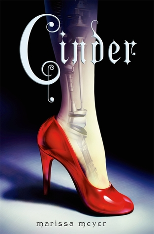 Cinder by Marissa Meyer Lyndsey's Book Blog