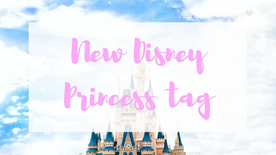 New Disney princess tag Lyndsey's Book Blog