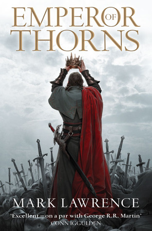 Emperor of Thorns Lyndsey's Book Blog