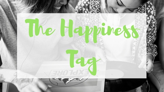 Happiness tag Lyndsey's Book Blog