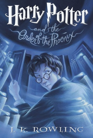 Harry Potter and the Order of the Phoenix J K Rowling Lyndsey's Book Blog