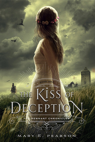 Kiss of Deception by Mary E Pearson Lyndsey's Book Blog