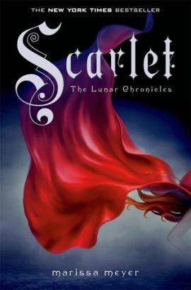Scarlet by Marissa Meyer Lyndsey's Book Blog