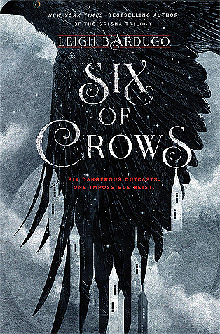Six of Crows by Maggie Steifvater Lyndsey's Book Blog