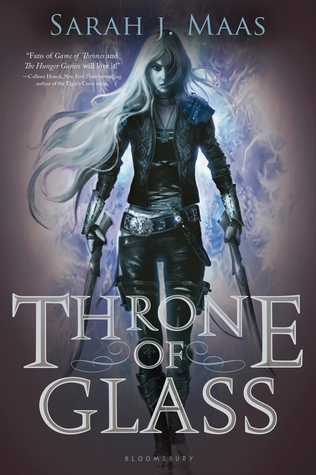 Throne of Glass by Sarah J Maas Lyndsey's Book Blog