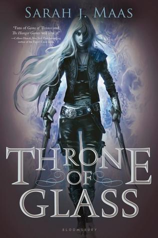 Throne of Glass by Sarah J Maas Lyndsey's Book Blog