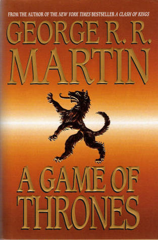 Game of Thrones George R. R. Martin Lyndsey's Book Blog