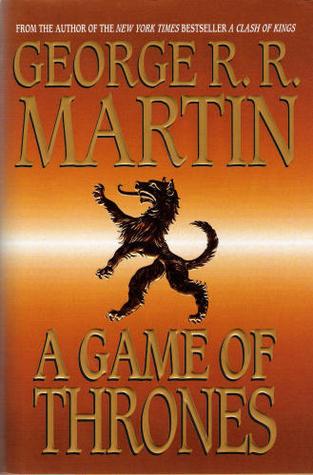 Game of Thrones George R. R. Martin Lyndsey's Book Blog