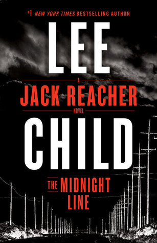 The Midnight Line Lee Child Jack Reacher Lyndsey's Book Blog
