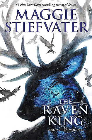 The Raven King Maggie Stiefvater