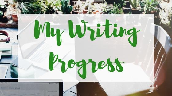 Writing progress Lyndsey's Book Blog