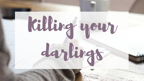 Killing your darlings Lyndsey's Book Blog