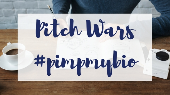 Pitch Wars #pimpmybio Lyndsey's Book Blog