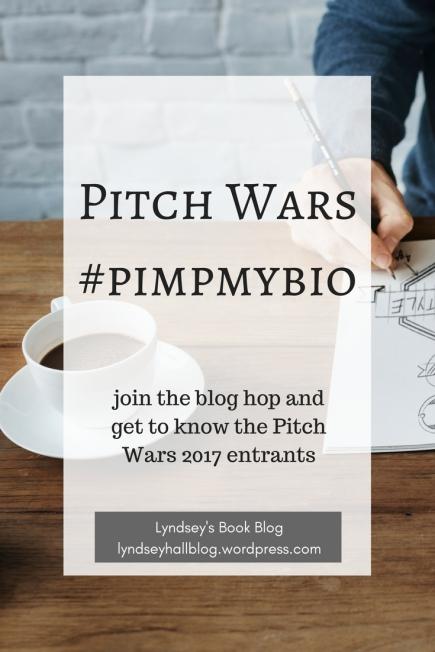 Pitch Wars #pimpmybio Lyndsey's Book Blog