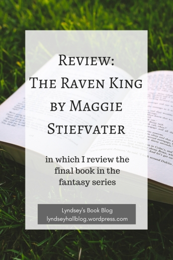 Review the Raven King