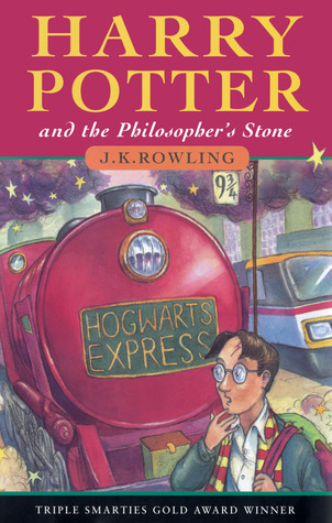 Harry Potter and the Philosopher's Stone JK Rowling Lyndsey's Book Blog