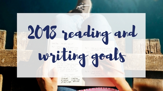 2018 goals Lyndsey's Book Blog