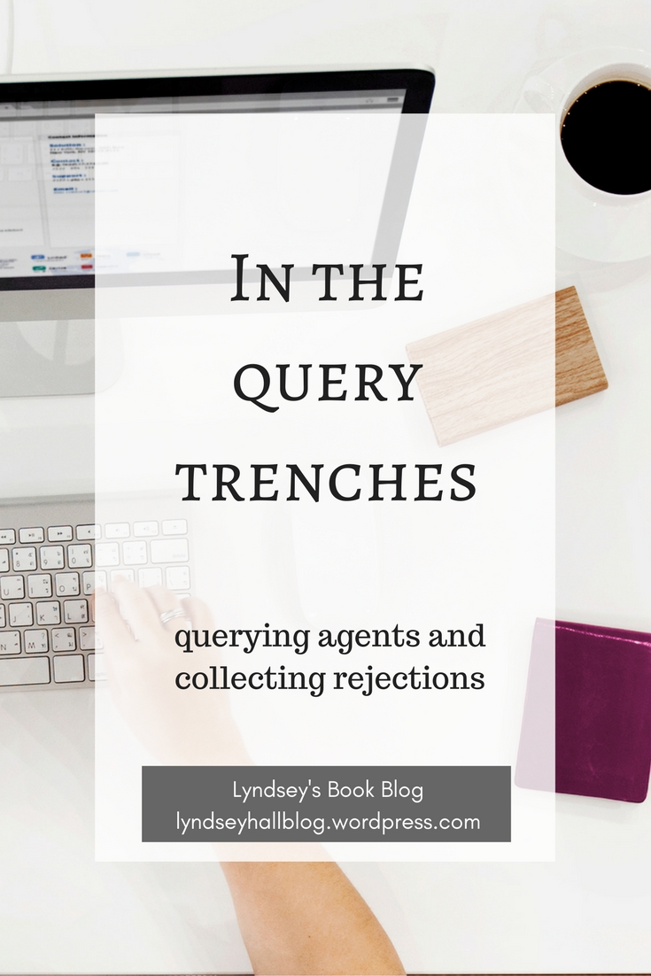 In the query trenches Lyndsey's Book Blog Author Toolbox Blog Hop