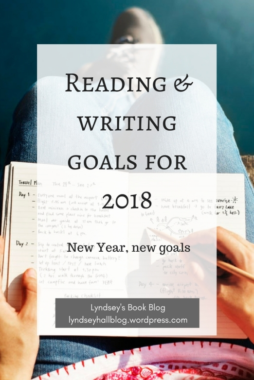 Reading goals for 2018 Lyndsey's Book Blog