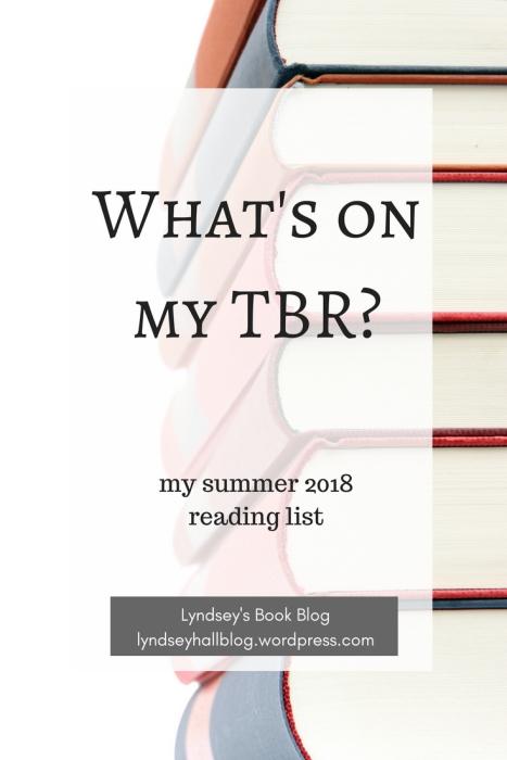 What's on my TBR? Lyndsey's Book Blog