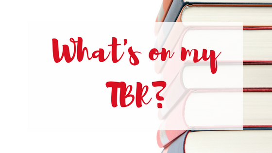 What's on my TBR? Lyndsey's Book Blog