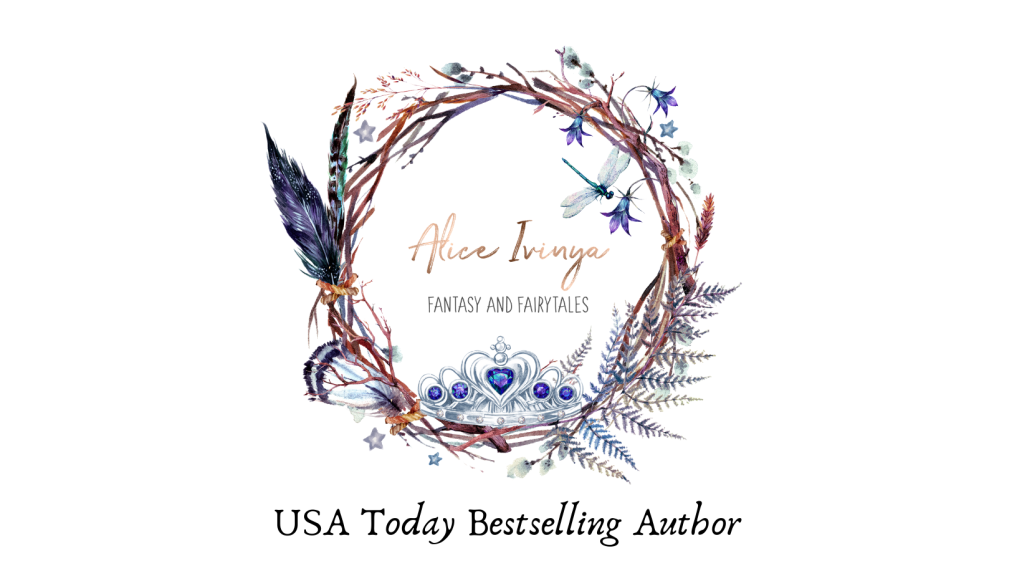 Alice Ivinya   Fantasy and Fairytales USA Today Bestselling Author